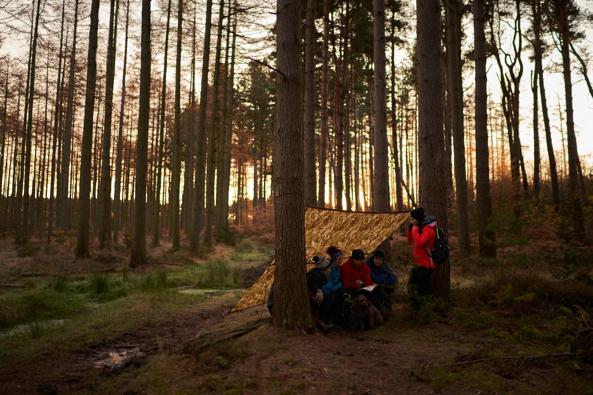 outdoor training sessions in northumberland