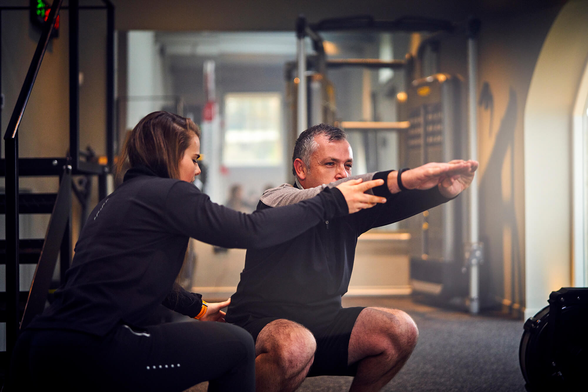 personal training in northumberland